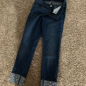 Brand new guess ankle length jeans